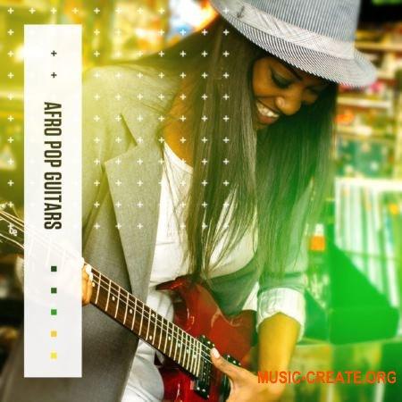 Diginoiz Afro Pop Guitars (WAV) - сэмплы гитары