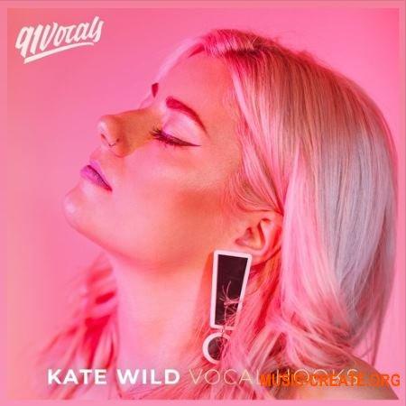 91Vocals Kate Wild Vocal Hooks (WAV) - вокальные сэмплы
