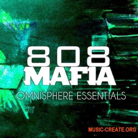 PVLACE 808 Mafia Omnisphere Essentials Vol. 1 (Spectrasonics Omnisphere 2)