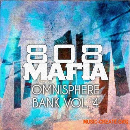 PVLACE 808 Mafia Omnisphere Bank Vol.4 (Spectrasonics Omnisphere 2)