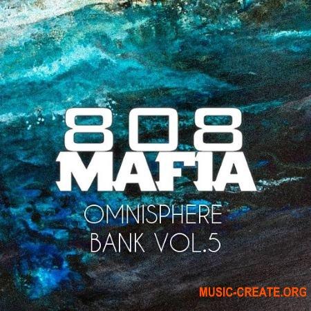 PVLACE 808 Mafia Omnisphere Bank Vol 5 (Spectrasonics Omnisphere 2)