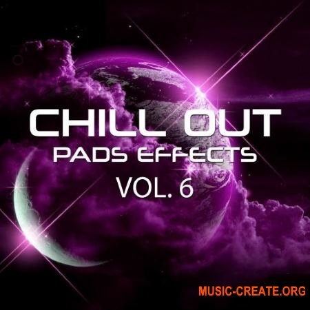 Rafal Kulik Chill Out Pad Effects Vol.6 (WAV) - звуковые эффекты
