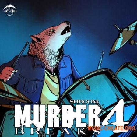 Shroom Murder Breaks 4 (WAV) - сэмплы ударных