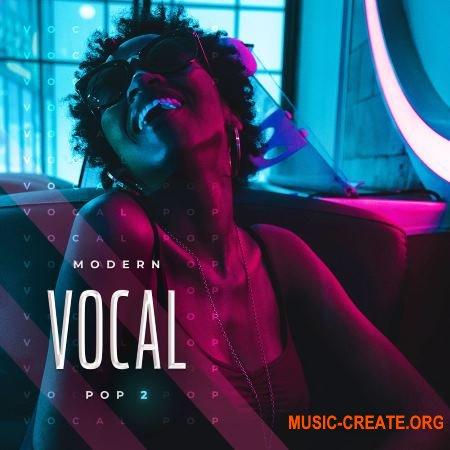 Diginoiz Modern Vocal Pop 2 (WAV MiDi) - вокальные сэмплы