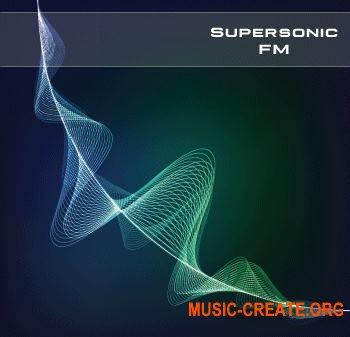 Sounds Divine Supersonic FM (U-HE HiVE)