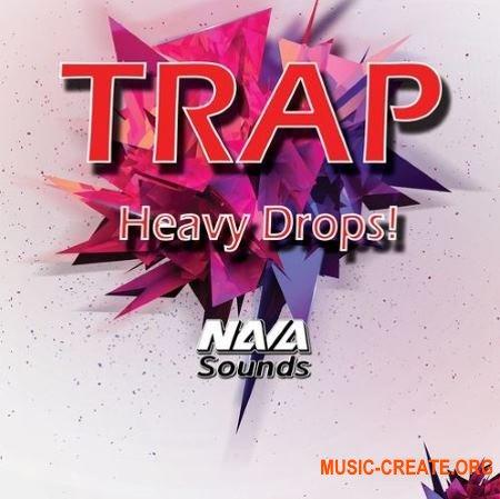 Nava Sounds Trap Heavy Drops (WAV) - сэмплы Trap
