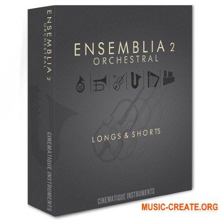 Cinematique Instruments Ensemblia 2 Orchestral (KONTAKT) - библиотека оркестровых