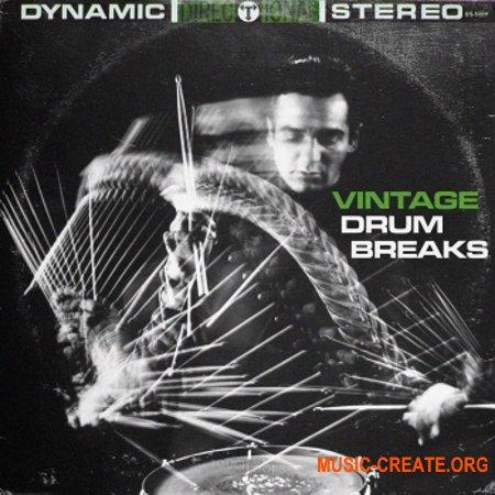 Touch Loops Vintage Drum Breaks (WAV) - драм сэмплы