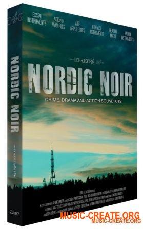 Zero-G Nordic Noir (MULTiFORMAT) - кинематографические сэмплы
