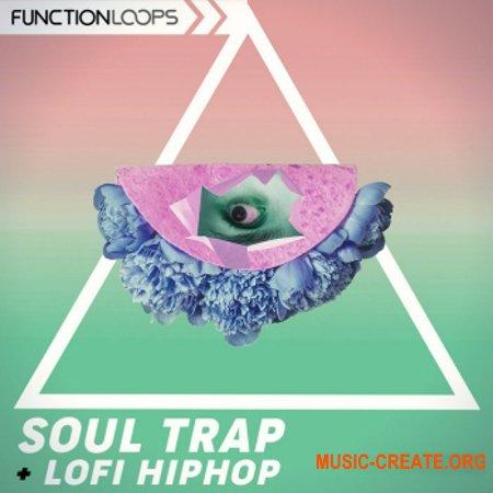Function Loops Soul Trap And Lo-Fi Hip Hop (WAV MiDi) - сэмплы Trap, Hip Hop