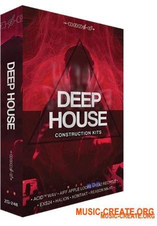 Zero-G Deep House (MULTiFORMAT) - сэмплы Deep House