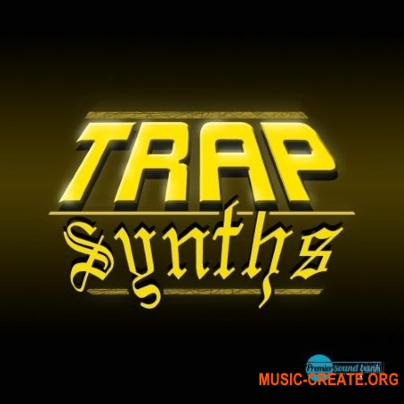Premier Sound Bank Trap Synths (WAV) - сэмплы Trap