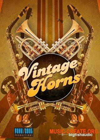 Big Fish Audio Vintage Horns (KONTAKT) - библиотека рожковых
