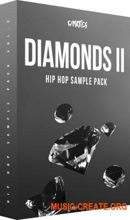 Cymatics Diamonds ll Hip Hop Sample + Bonuses (WAV MIDI FXP) - сэмплы Hip Hop
