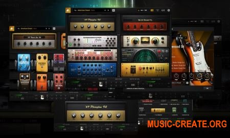 Positive Grid BIAS FX2 Desktop v2.0.0.4190 CE (Team V.R) - гитарный процессор