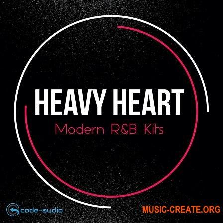 Code Audio Group Heavy Hearts Modern RnB Kits (MULTIFORMAT) - сэмплы Modern RnB