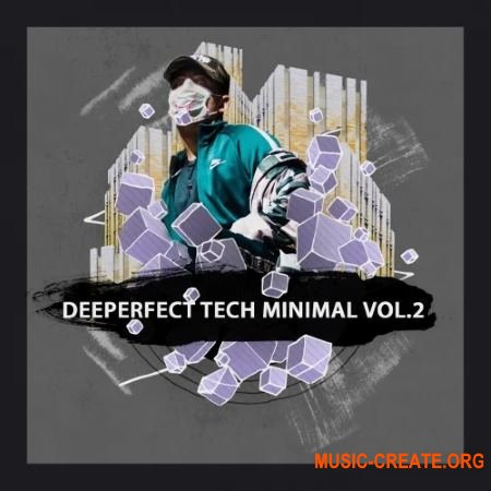 Deeperfect Records Deeperfect Tech-Minimal Vol.2 (WAV) - сэмплы Tech House, Minimal