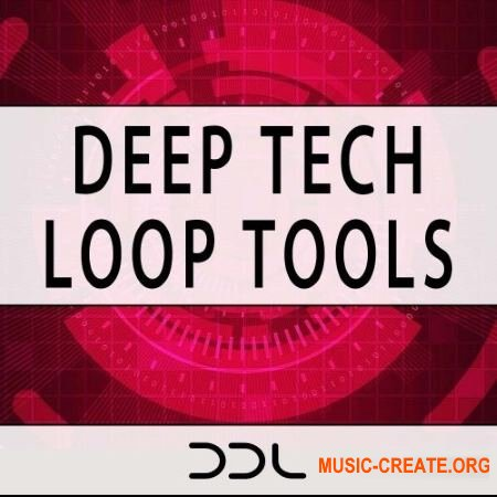 Deep Data Loops Deep Tech Loop Tools (WAV) - сэмплы Deep / Tech House