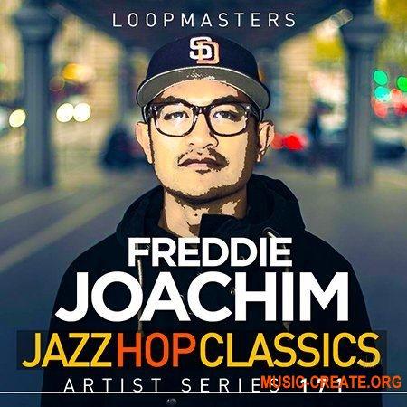 Loopmasters Freddie Joachim Jazz Hop Classics (WAV REX) - сэмплы  Jazz, Soul, Hip Hop