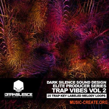Dark Silence Sound Design Trap Vibes Volume 2 (WAV) - сэмплы Trap