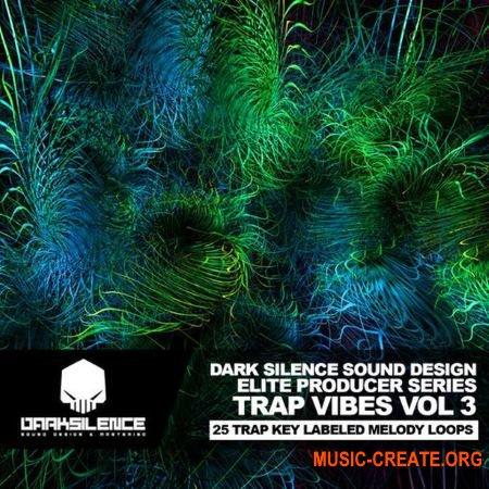 Dark Silence Sound Design Trap Vibes Volume 3 (WAV) - сэмплы Trap
