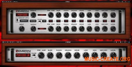 Nembrini Audio PSA1000 Bundle v1.0.2 (Team R2R) - гитарный усилитель
