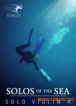 Performance Samples Solos of the Sea – Solo Violin A (KONTAKT) - библиотека скрипки