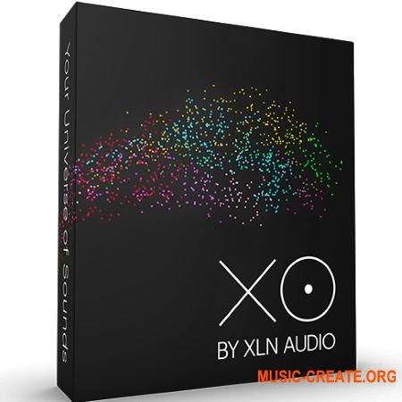 XLN Audio XO v1.0.0 WiN - виртуальный ударный инструмент