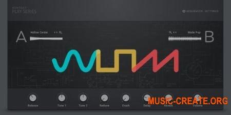 Native Instruments MODULAR ICONS (KONTAKT) - библиотека звуков синтезаторов