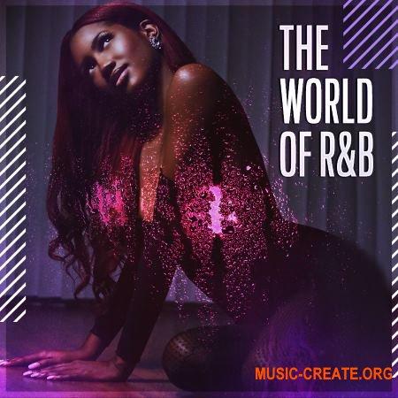 Diginoiz The World Of RnB (WAV) - сэмплы RnB