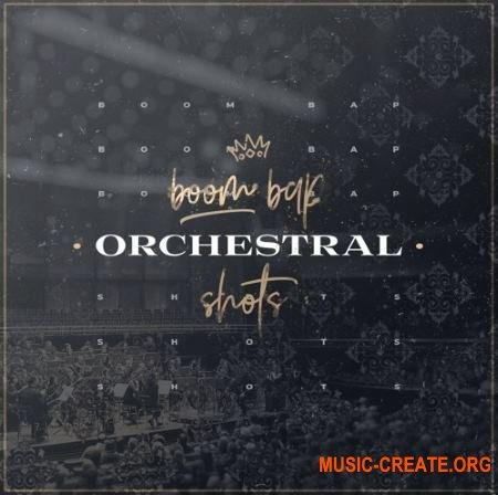 Diginoiz Boom Bap Orchestral Shots (WAV) - сэмплы Hip Hop