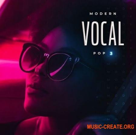 Diginoiz Modern Vocal Pop 3 (WAV MiDi) - вокальные сэмплы