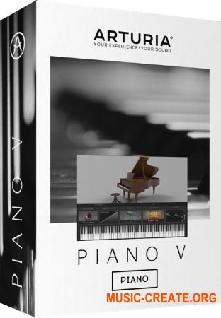 Arturia Piano & Keyboards Collection 2019.5 CSE (Team V.R) - клавишные инструменты