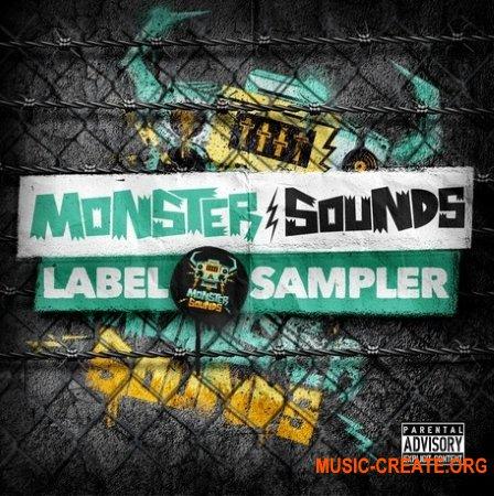 Monster Sounds Label Sampler 3 (WAV) - вокальные сэмплы