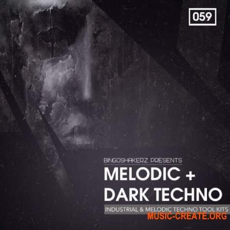 Bingoshakerz Melodic & Dark Techno (WAV) - сэмплы Techno