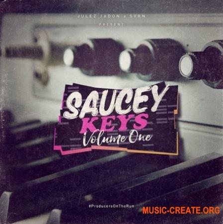 Julez Jadon Saucey Keys Vol 1 (WAV) - сэмплы клавишных