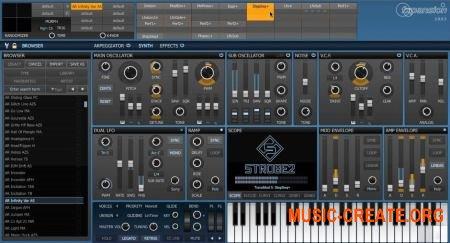 FXpansion Strobe2 v2.5.1.2 CE (Team V.R) - аналоговый синтезатор