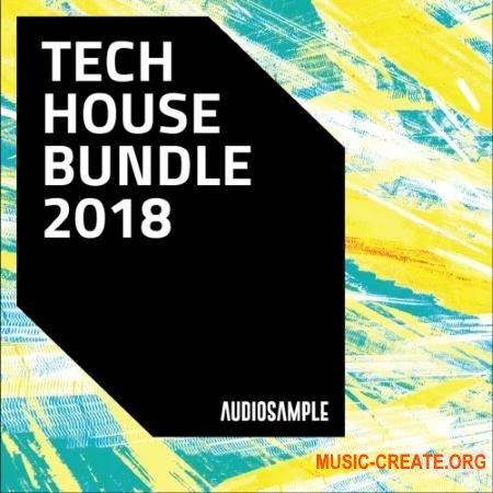 Audiosample Tech House Bundle 2018 (MULTiFORMAT) - сэмплы Tech House
