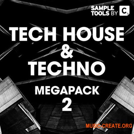 Cr2 Records Tech and Techno Megapack Vol.2 (WAV MiDi SYLENTH1 SPiRE) - сэмплы Tech House, Techno