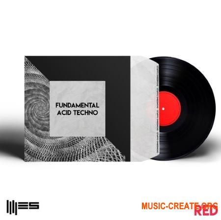 Engineering Samples RED Fundamental Acid Techno (WAV) - сэмплы Techno