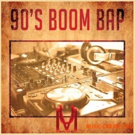 Undisputed Music 90s Boom Bap (WAV) - сэмплы Hip Hop