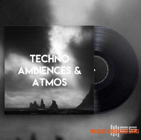Engineering Samples Techno Ambiences and Atmos (WAV) - сэмплы Techno