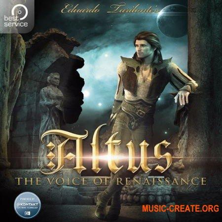 Best Service Altus v1.1 (KONTAKT) - вокальная библиотека