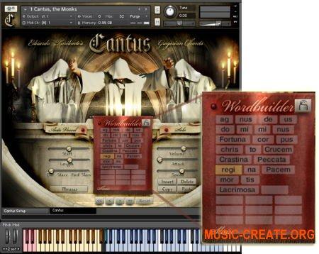 Best Service Cantus v1.1 (KONTAKT) - хоровая библиотека