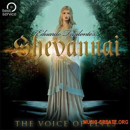 Best Service Shevannai v1.1 (KONTAKT) - вокальная библиотека