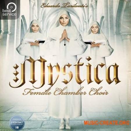 Best Service Mystica v1.1 (KONTAKT) - вокальная библиотека