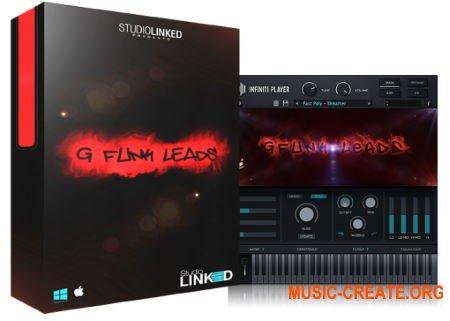 StudioLinked Infiniti Expansion G-Funk Leads WiN (DECiBEL) - библиотека лидов