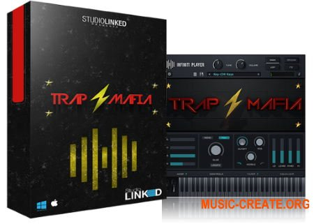 StudioLinked Infiniti Expansion Trap Mafia Library WIN (DECiBEL) - библиотека Trap