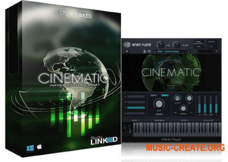 StudioLinked Infiniti Expansion Cinematic Library WIN (DECiBEL) - кинематографическая библиотека