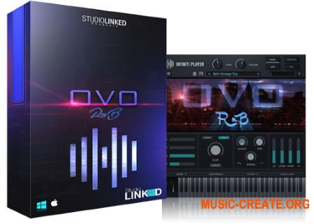 StudioLinked Infiniti Expansion OVO RnB Library WIN (DECiBEL) - библиотека RnB